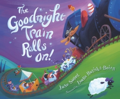 Jacket Image For: The Goodnight Train Rolls On!