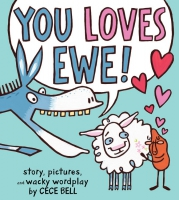 Jacket Image For: You Loves Ewe!