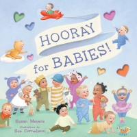 Jacket Image For: Hooray for Babies!