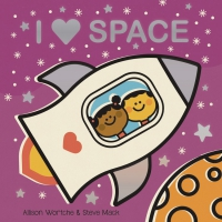 Jacket Image For: I Love Space
