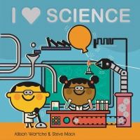 Jacket Image For: I Love Science