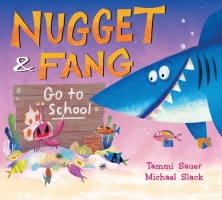 Jacket Image For: Nugget and Fang Go to School