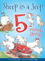 Jacket Image For: Sheep in a Jeep 5-Minute Stories