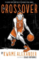 Jacket Image For: The Crossover (Graphic Novel)