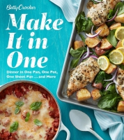Jacket Image For: Betty Crocker Make It in One