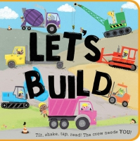 Jacket Image For: Let's Build