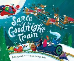 Jacket Image For: Santa and the Goodnight Train