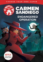 Jacket Image For: Carmen Sandiego: Endangered Operation