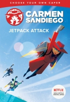 Jacket Image For: Carmen Sandiego: Jetpack Attack