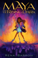 Jacket Image For: Maya and the Rising Dark
