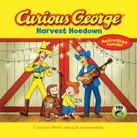 Jacket Image For: Curious George Harvest Hoedown