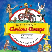 Jacket Image For: Busy Days with Curious George