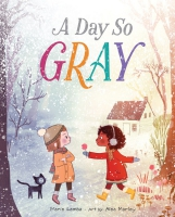 Jacket Image For: A Day So Gray
