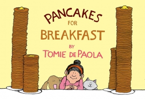 Jacket Image For: Pancakes for Breakfast