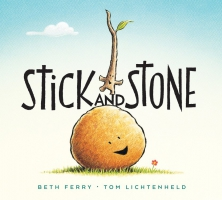 Jacket Image For: Stick and Stone (board book)