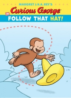 Jacket Image For: Curious George in Follow That Hat!