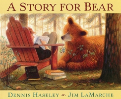 Jacket Image For: A Story for Bear