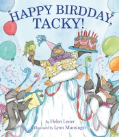 Jacket Image For: Happy Birdday, Tacky!
