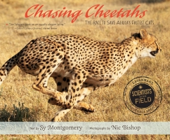 Jacket Image For: Chasing Cheetahs