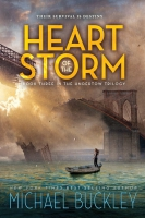 Jacket Image For: Heart of the Storm