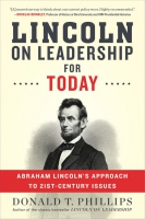 Jacket Image For: Lincoln on Leadership for Today
