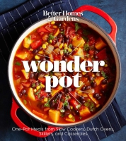 Jacket Image For: Better Homes and Gardens Wonder Pot