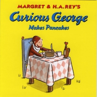 Jacket Image For: Curious George Makes Pancakes (lap board book)