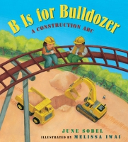 Jacket Image For: B Is for Bulldozer (lap board book)