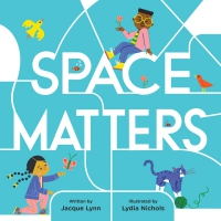 Jacket Image For: Space Matters