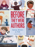 Jacket Image For: Before They Were Authors: Famous Writers as Kids