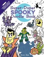 Jacket Image For: Super-Duper Spooky Doodle Book