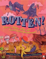 Jacket Image For: Rotten!