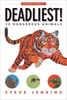 Jacket Image For: Deadliest!