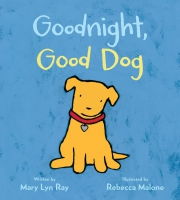 Jacket Image For: Goodnight, Good Dog (padded board book)
