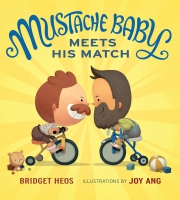 Jacket Image For: Mustache Baby Meets His Match
