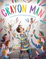 Jacket Image For: The Crayon Man