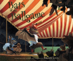 Jacket Image For: Bats at the Ballgame