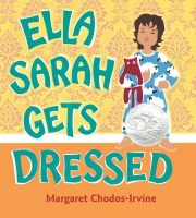 Jacket Image For: Ella Sarah Gets Dressed