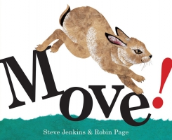 Jacket Image For: Move!