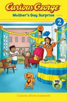 Jacket Image For: Curious George Mother's Day Surprise