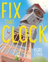 Jacket Image For: Fix That Clock