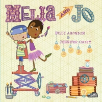 Jacket Image For: Melia and Jo