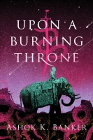 Jacket Image For: Upon a Burning Throne