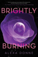 Jacket Image For: Brightly Burning