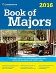 Jacket Image For: Book of Majors 2016