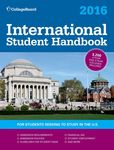Jacket Image For: International Student Handbook 2016