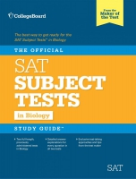 Jacket Image For: The Official SAT Subject Test in Biology Study Guide