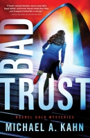Jacket Image For: Bad Trust
