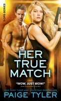 Jacket Image For: Her True Match