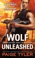 Jacket Image For: Wolf Unleashed